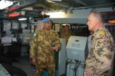 Satgas MTF TNI Laksanakan Contingen Owned Equipment Inspection
